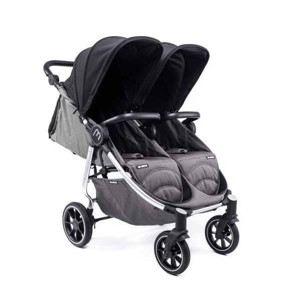 Chariot jumeaux Easy Twin 4 - Baby Monsters