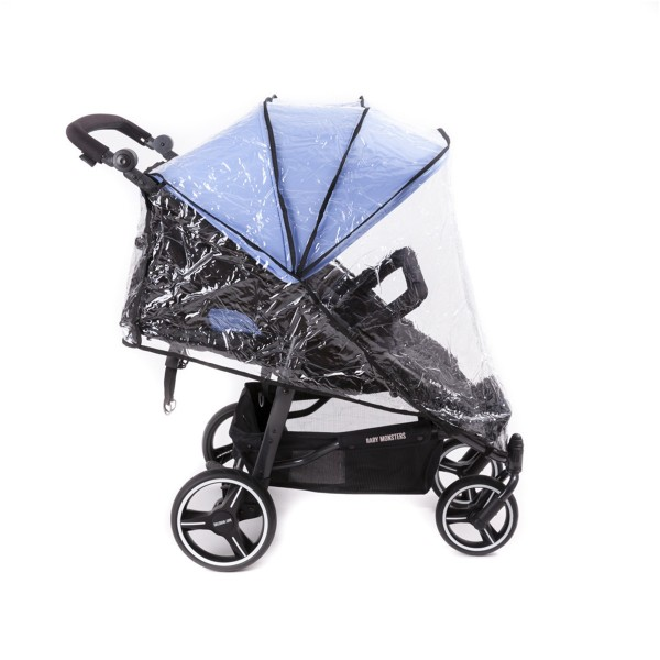 Habillages-Pluie Easy Twin 3s Light - Baby Monsters